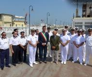 Intitolazione Banchina Guardia Costiera e nuova motovedetta