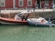 I mezzi dell'Ufficio Locale Marittimo di Senigallia
