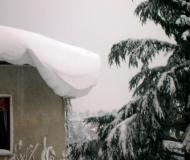 Dai lettori: la maxi-nevicata a Senigallia e nell\'entroterra