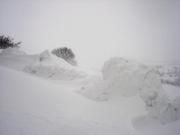 Case isolate e cumuli di neve fino a 3 metri