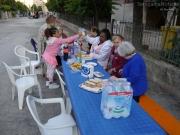 Cena in strada a Senigallia: La Sfangata
