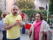 Simone Tranquilli, tra i promotori de La Sfangata