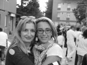 Manuela Winter e Valeria Satolli a La Sfangata