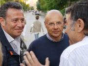 Maurizio Memè con Stefano Mengucci a La Sfangata