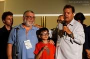 Lo staff di SenigalliaNotizie.it: Mario Pizzi con Massimo Mariselli