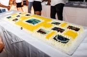 La torta per i 10 anni di SenigalliaNotizie.it