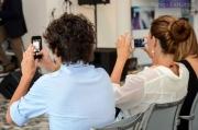 Pubblico 'digitale' alla Rotonda a Mare per Legg10nline