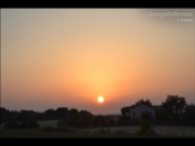 09/07/2015 - Il tramonto....