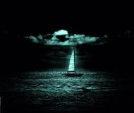 31/07/2018 - La luce bleu