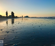 25/07/2019 - Bagnasciuga al tramonto