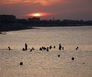 30/07/2019 - Bagni al tramonto