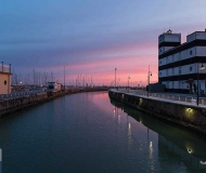 02/05/2017 - Alba sul porto