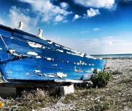 16/05/2017 - La vecchia barca