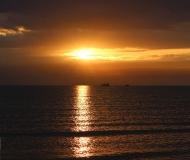 25/05/2017 - All'alba in mare