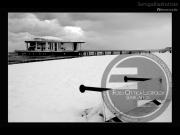 Spiaggia di Velluto e Rotonda a Mare sotto la neve - Leopoldi-1892