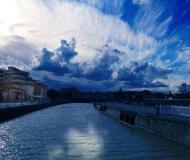 01/03/2016 - Nuvole in blu