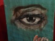 Gli occhi al centro dei disegni di Geos