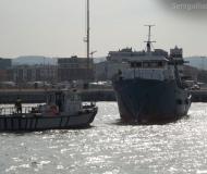Navalmeccanico, partenza prime tre navi