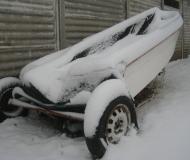 Neve a Senigallia: panorami e disagi sulle strade