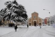 La chiesa parrocchiale del Portone