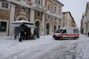 Ambulanza in corso 2 Giugno