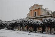 Piazza Garibaldi e la Cattedrale di Senigallia