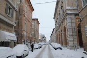 Via Pisacane, Senigallia