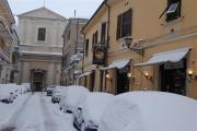 Via e chiesa San Martino
