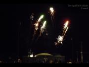 Spettacolo pirotecnico per la Notte della Rotonda 2013