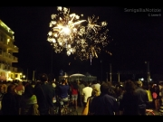 Fuochi d\'artificio per la Notte della Rotonda 2013