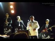 La band di JJ Vianello per la Notte della Rotonda 2013
