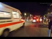 Numerosi gli interventi dell'ambulanza a Senigallia