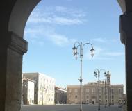 05/11/2019 - La nuova piazza dalla vecchia Filanda