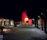 05/10/2017 - Via Carducci in rosso