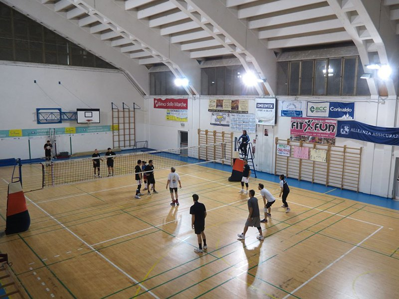 6° Memorial Giuliano Pierangeli: squadre in campo per il torneo