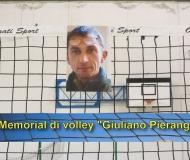 Pallavolo: 6° Memorial Giuliano Pierangeli