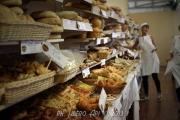 La vendita del pane a Pane Nostrum