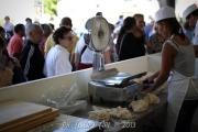 La preparazione del pane a Pane Nostrum