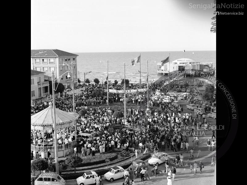 Un evento su piazzale della Libertà, davanti alla Rotonda - Leopoldi-2260
