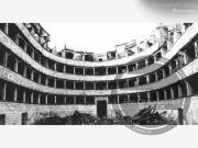 Teatro La Fenice dopo il terremoto del 1930 - Leopoldi-1672a