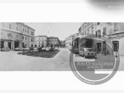 Piazza Saffi e via Battisti- Leopoldi-1731