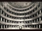 Interno del vecchio Teatro La Fenice - Leopoldi-1860a
