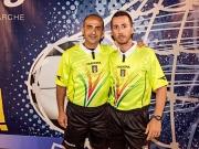 Gli arbitri del Città di Senigallia - Trofeo Prometeo