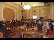 Primo consiglio comunale a Senigallia