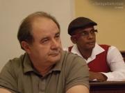 Giorgio Sartini in consiglio comunale