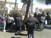 Sanità, protestano i sindacati a Senigallia