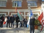 Tagli alla sanità, la protesta a Senigallia