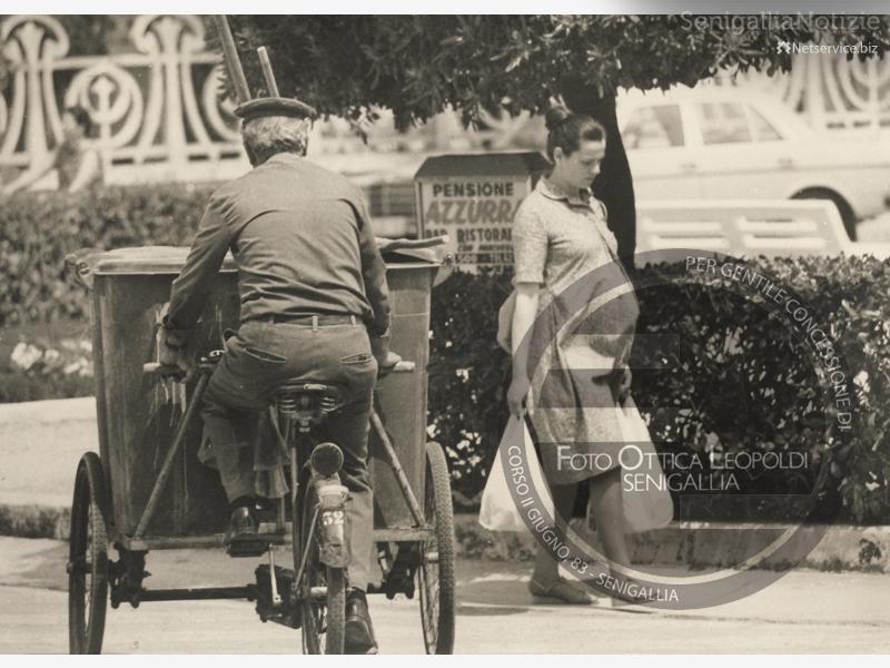 Netturbino in bicicletta a Senigallia - Leopoldi-1698