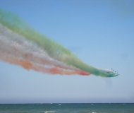 Senigallia Air Show con le Frecce Tricolori