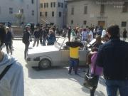 Piazza del Duca durante Senigallia Comics 2013